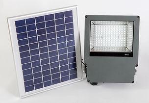 refletor solar para jardim