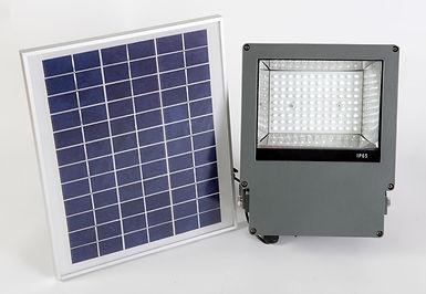 Reflector solar de potencia, aplicacion en casa, galpones y espacios exteriores
