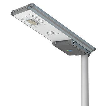 PBOX X5, Sistema iluminacion solar