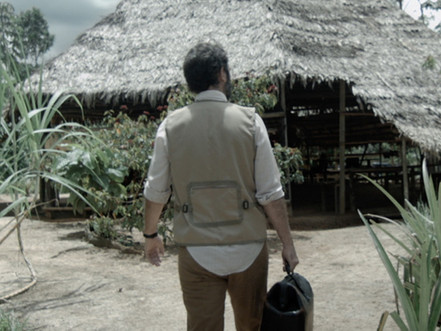 Cortometraje Ayaymama es presentado en Tomar y Bali