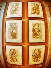 6 of the 7 Dwarves