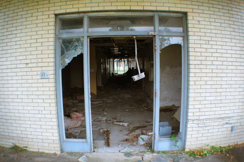 ER entrance?