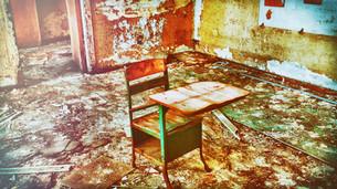 Abandoned School in North Birmingham, Al.