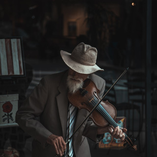 Fiddler of Haywood Street