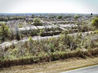 Abandoned School in North Louisiana