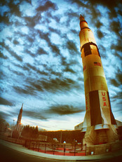 Space & Rocket Center - Huntsville, Al.