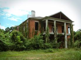 Arlington House in Natchez, Mississippi