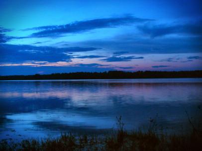 Evening at Black Creek