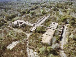 Forgotten School in North Louisiana