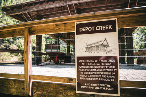 Depot Creek