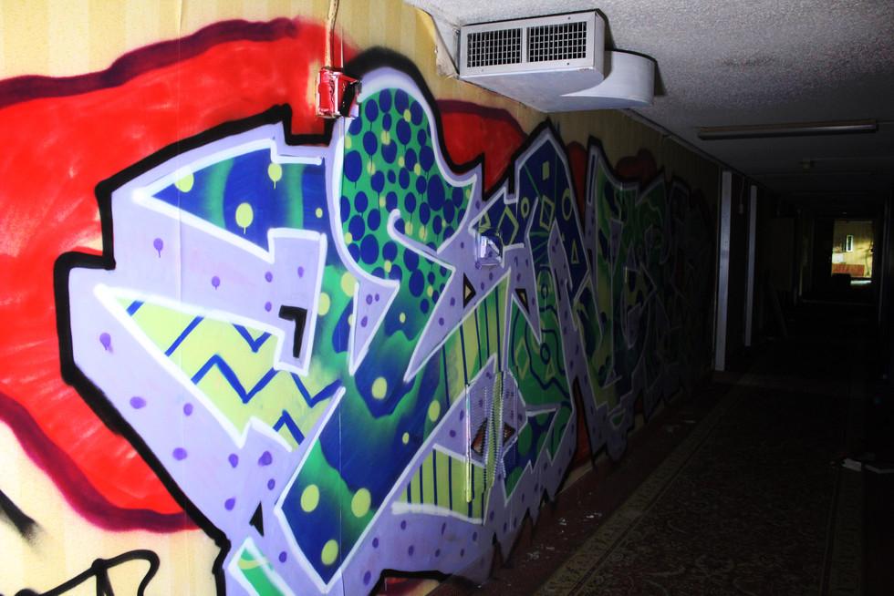Tagged Hallways