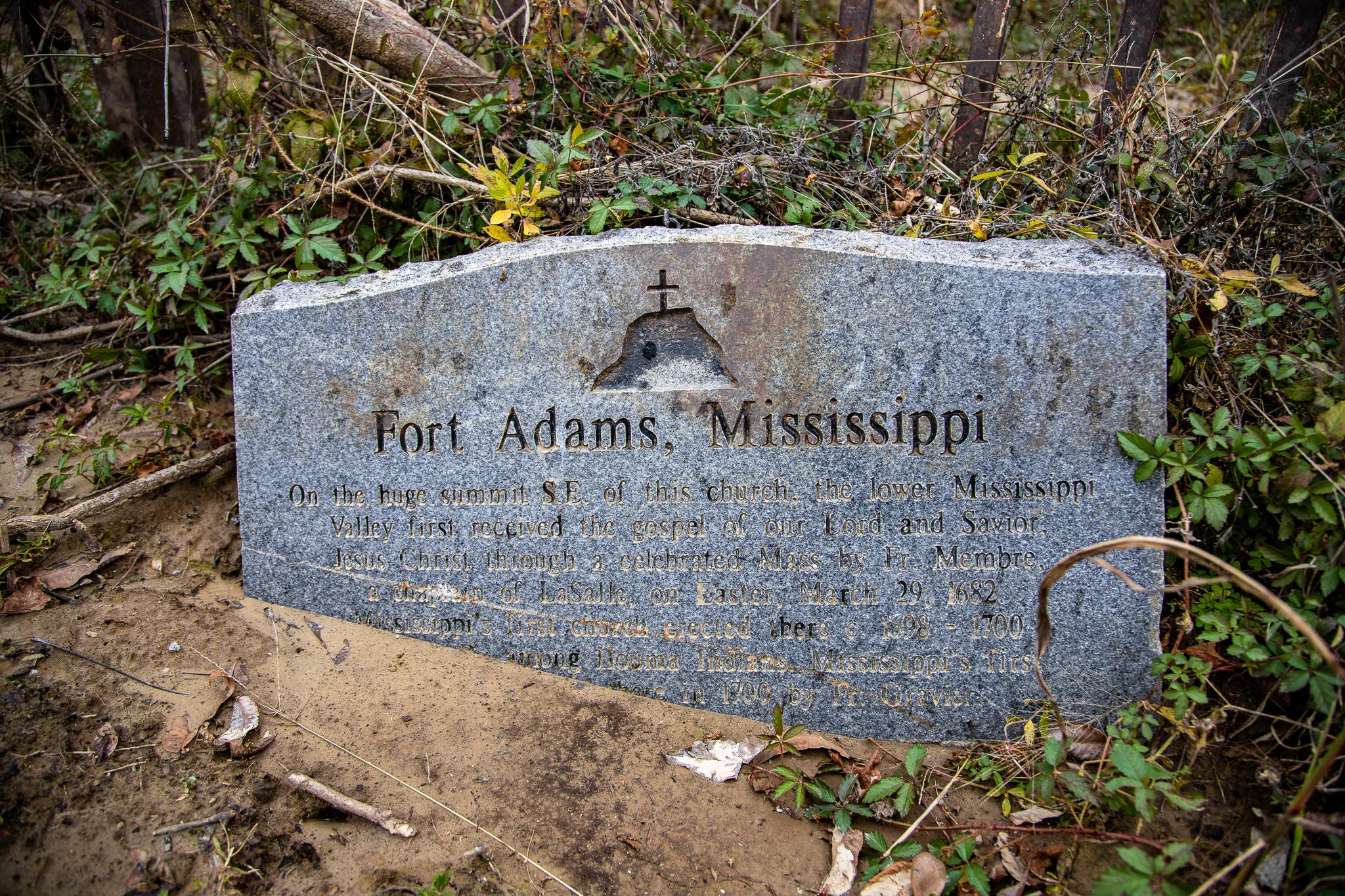 St. Joseph's Fort Adams