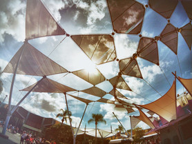 Shade Sails - EPCOT