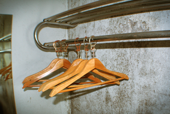 Unstealable Hangers