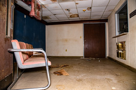 Waiting room.