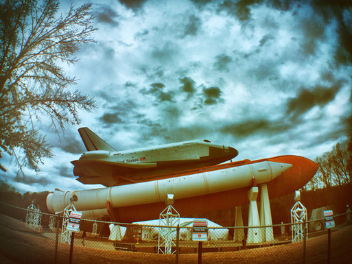 US Space & Rocket Center - Huntsville, Al.