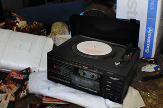 Cassette/Record Player