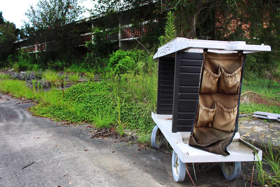 Maid Cart