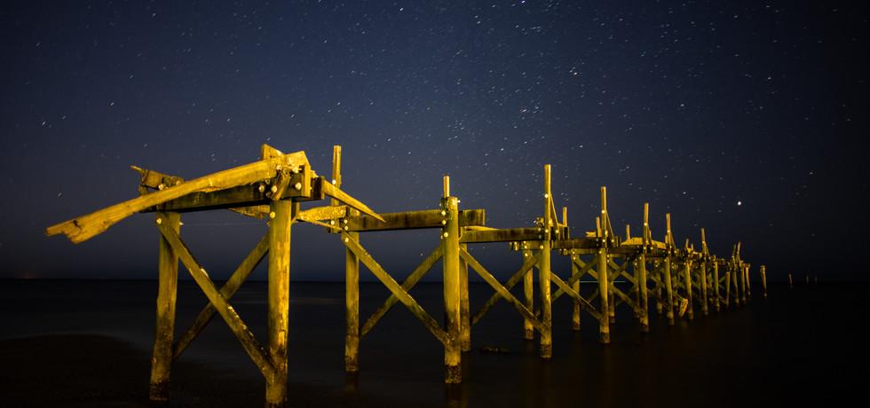 Starry Pier