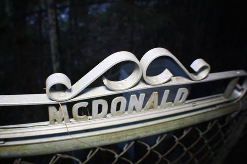 McDonald's Farm House