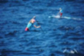 East Coast Paddlers racing Japan