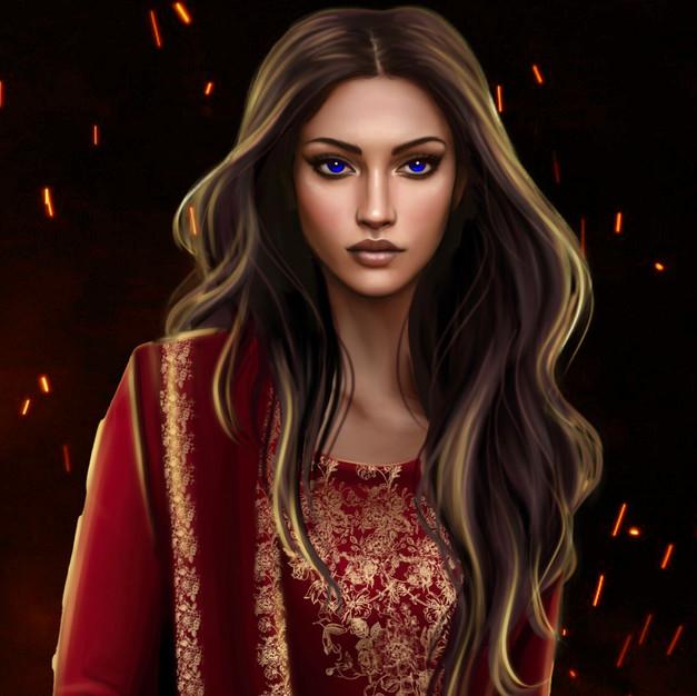 Princess Aymeri Maudlin of Treoles