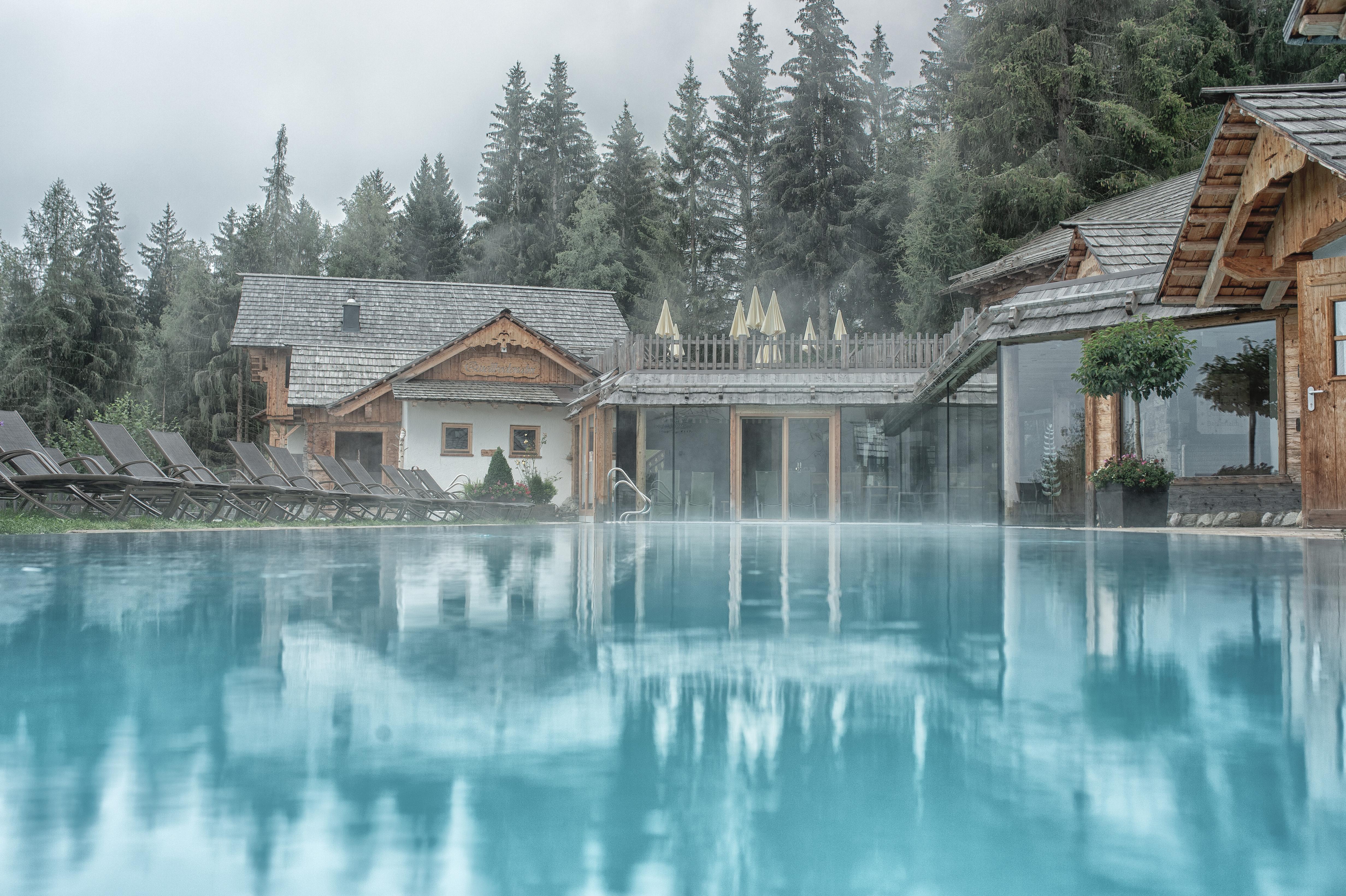 Pool Herbst