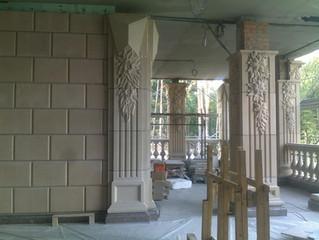 Архитектурный камень