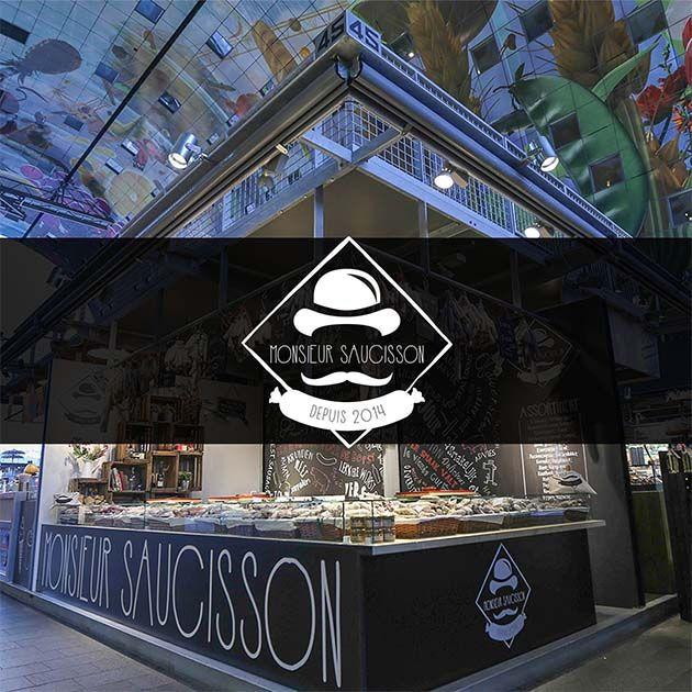 grafisch project monsieur saucisson
