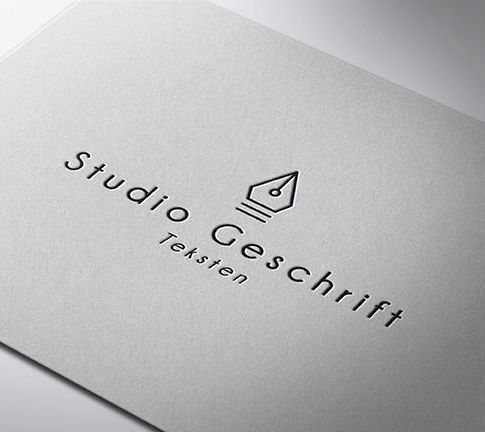 logo ontwerp typografisch