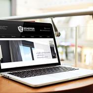 website ontwerp + bouw