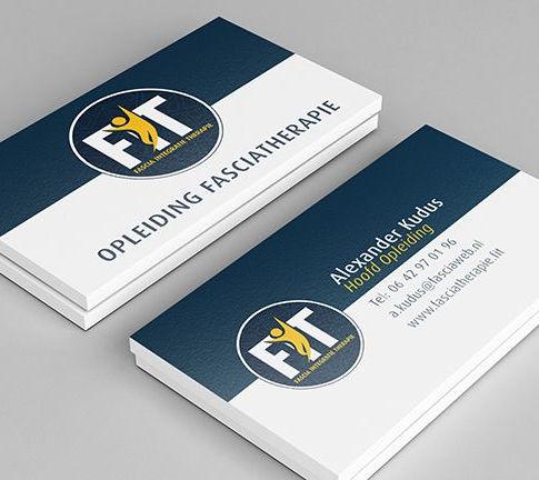 logo & visitekaart ontwerp