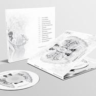 CD album ontwerp