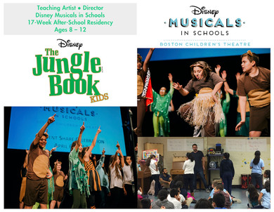 Disney's The Jungle Book Kids