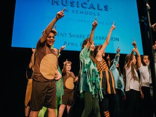 Disney Musicals in Schools
