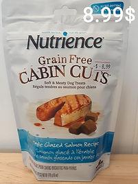 Nutrience cabin cuts saumon erable .jpg