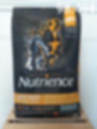 Nutrience sub zero grande race poulet 11