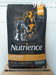 Nutrience sub zero grande race poulet 11