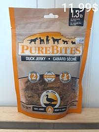 Pure bites canard jerky .jpg