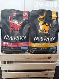 Nutrience Sub Zero poulet chat .jpg