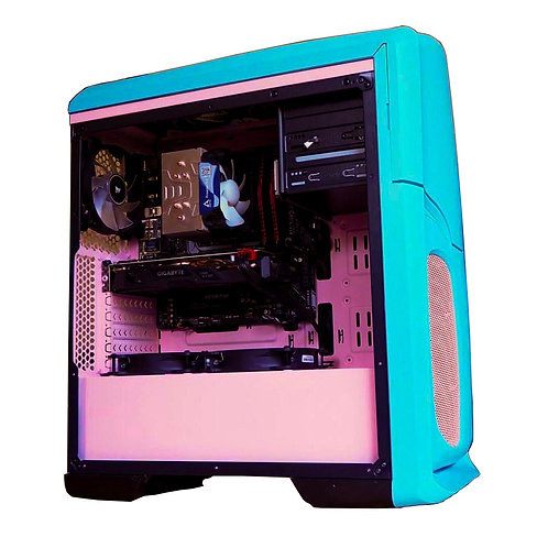 Bioniclemax Gaming PC UltraaScorpion Ver