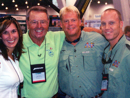 ICAST 2017 and Fish with the Mogan Man