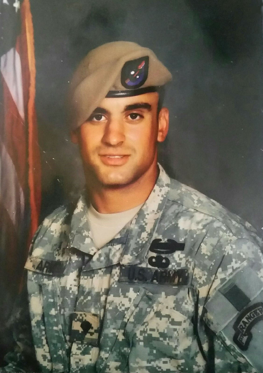Capt Jimmy Armel, Army Ranger Veteran
