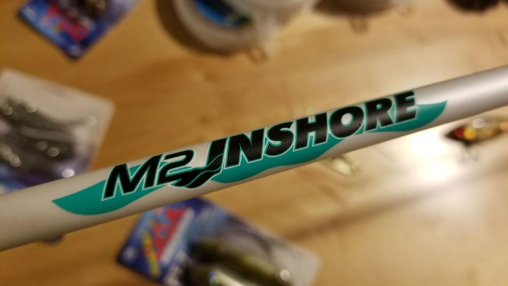 Blair Wiggins M2 Inshore Speed Sticks by Lew's