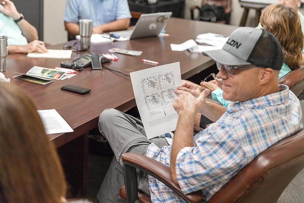 Kevin McCabe CCA Florida IRL Clam Restoration Meeting