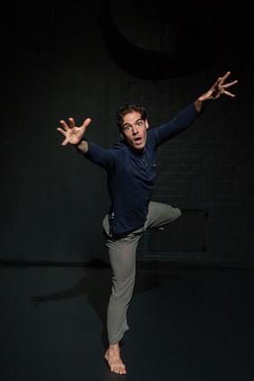 Christopher Samuel Carroll makes a leap