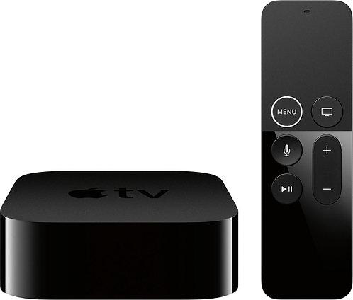 Apple TV 4k with siri