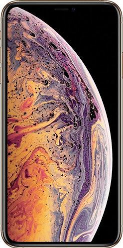 Apple - iPhone XS Max 64GB - Gold