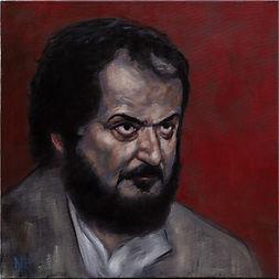 Kubrick ( Huile sur toile 60 x 60 ).jpg