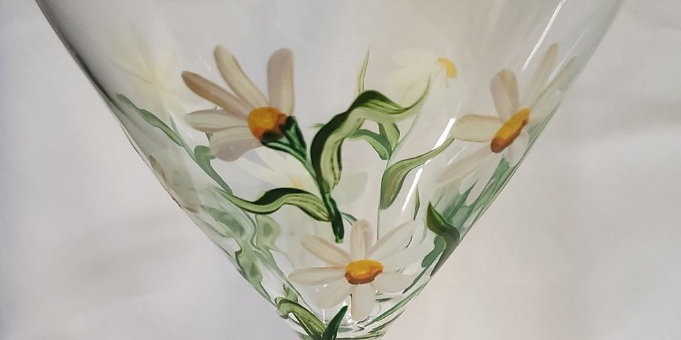 Daisy Paint and Sip!